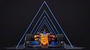 Трансляция: обкатка McLaren MCL33