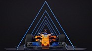 Live: Shakedown McLaren MCL33
