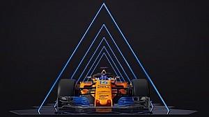 Live: McLaren MCL33 in Navarra