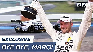 Bye bye, Maro! Engel quits his DTM career.