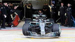 Formel 1 2018: Analyse des Mercedes W09