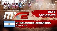 Los mejores momentos de MX2 en el MXGP de Patagonia 2018