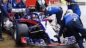 2018 F1 Toro Rosso STR13-Honda analysed by Craig Scarborough