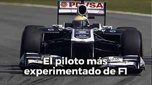 Racing Stories: el piloto más experimentado de F1 LAT