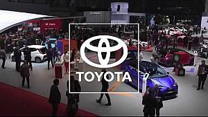 Toyota at Geneva Motor show 2018 | New Aygo