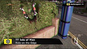 Kompilasi Kecelakaan TT Isle of Man - Ride on the Edge