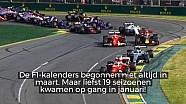 Racing Stories - Winterse starts in de F1