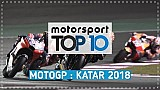 MotoGP TOP 10 - 2018 Katar GP