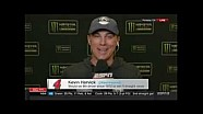 Kevin Harvick interviewed on ESPN SportsCenter (3/18/2018)