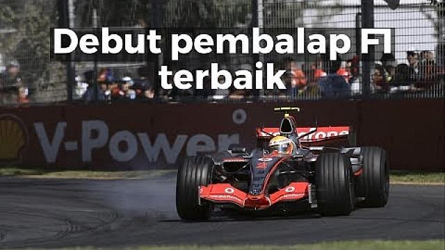 Formula 1 Debut pembalap F1 terbaik