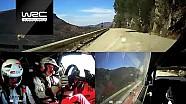 Rally Guanajuato Mexico 2018: onboard Tanak SS22