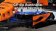 GP da Austrália: Análise técnica