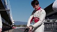 Leclerc vs Ericsson - Qui change le mieux un pneu?