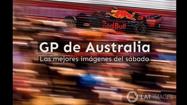 Fórmula 1 Motorsport Shorts: GP de Australia las mejores imágenes del sábado
