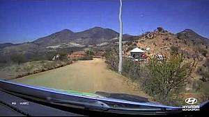 Le Rallye du Mexique avec Dani Sordo