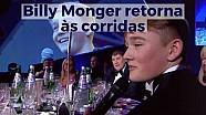 Billy Monger retorna às corridas