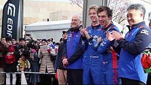 De Tokyo à Melbourne avec Toro Rosso