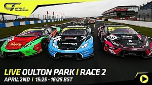 British GT 2018 - Oulton park - race 2