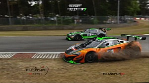 Best of Blancpain GT Series - Top Sprint Cup Crashes of 2017