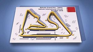 Circuitgids F1: Bahrein