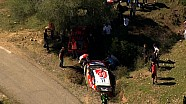 WRC Tour de Corse -  Giorno 1,  Highlights