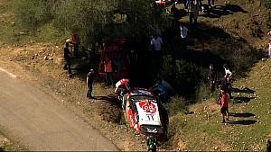 WRC Tour de Corse - Día 1 Aspectos destacados
