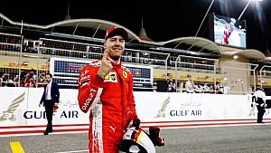 Bahrain GP Qualifying Highlight