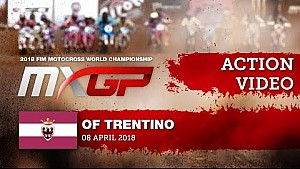 Antonio Cairoli vs. Tim Gajser- MXGP de Trentino 2018
