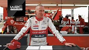 WRC 2018: quién es quién Paul Nagle