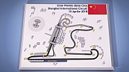 Guida Circuiti F.1 2018: Shangai International Circuit