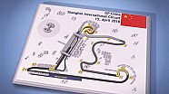 Streckenvorschau: Shanghai International Circuit