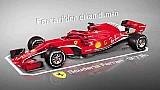 Ferrari'den çıkan duman