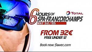 6 Horas de Spa-Francorchamps - El teaser