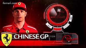 El GP de China - Scuderia Ferrari 2018
