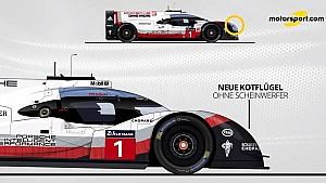 Der Porsche 919 Evo