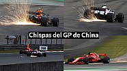 Motorsport Shorts: chispas del GP de China