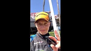 Renger van der Zande over zijn race in Long Beach
