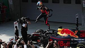 La top 10 del GP di Cina