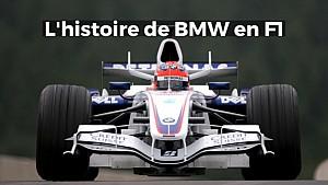 L'histoire de BMW en Formule 1