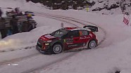 2018 rallye Monte-Carlo - best of Saturday