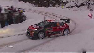 2018 rallye Monte-Carlo - best of Saturday
