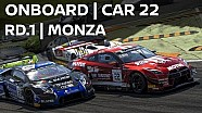 Epic onboard - 2018 GT-R Nismo GT3 at Monza