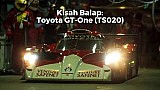 Toyota GT-One | Kisah Balap