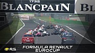 Formula Renault Eurocup - round 2 Monza - race 1 highlights