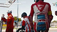 The science of a pit stop with Honda Endurance racing