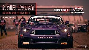 Orlando 2018 - Main event live!