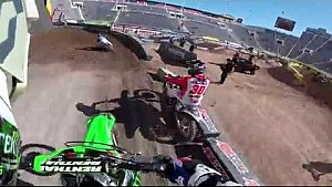 Supercross GoPro course preview Salt Lake City 2018