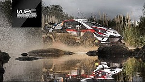 Rally Argentina 2018: review clip