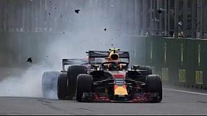 Bencana Red Bull di Baku | GP Azerbaijan