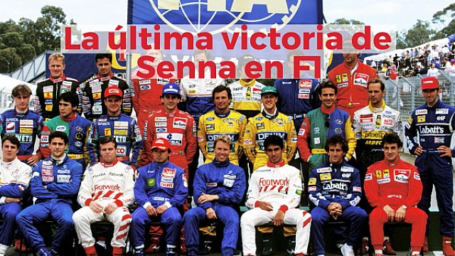 Racing Stories: la última victoria de Senna en F1